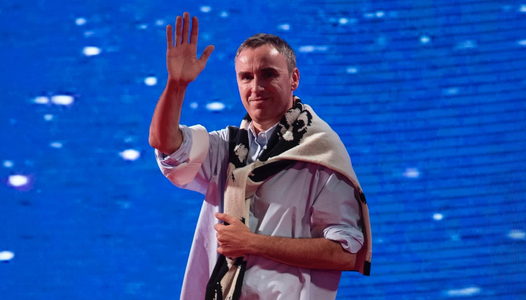 Raf Simons Departs Calvin Klein