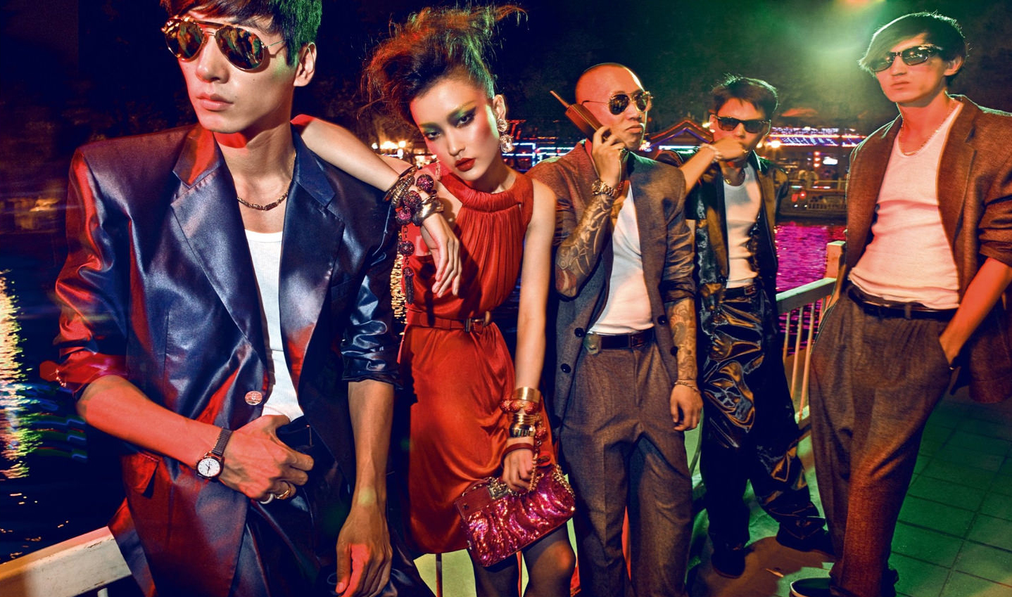 Chen Man - Photographer Interview