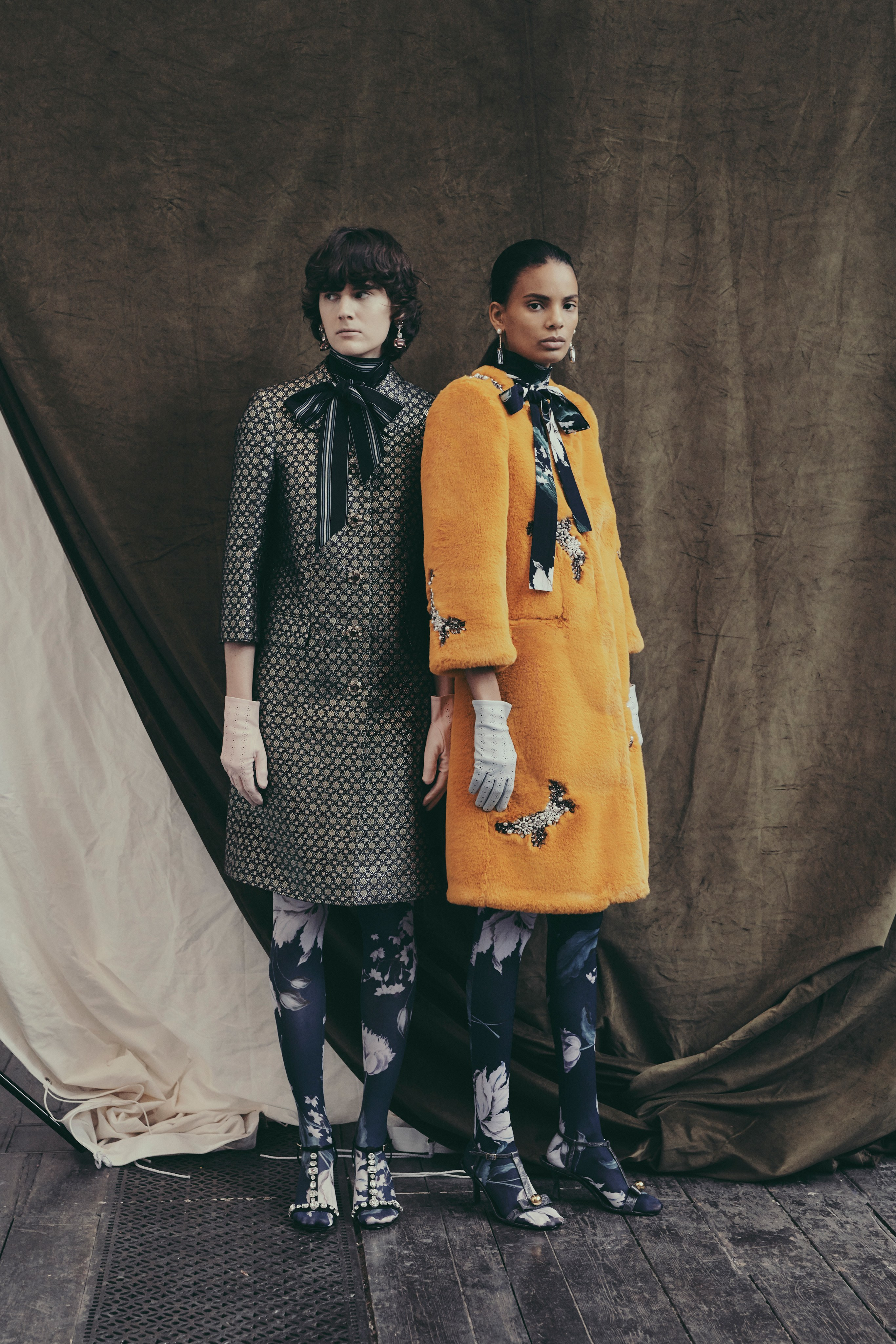 Erdem Pre-Fall 2019 Collection