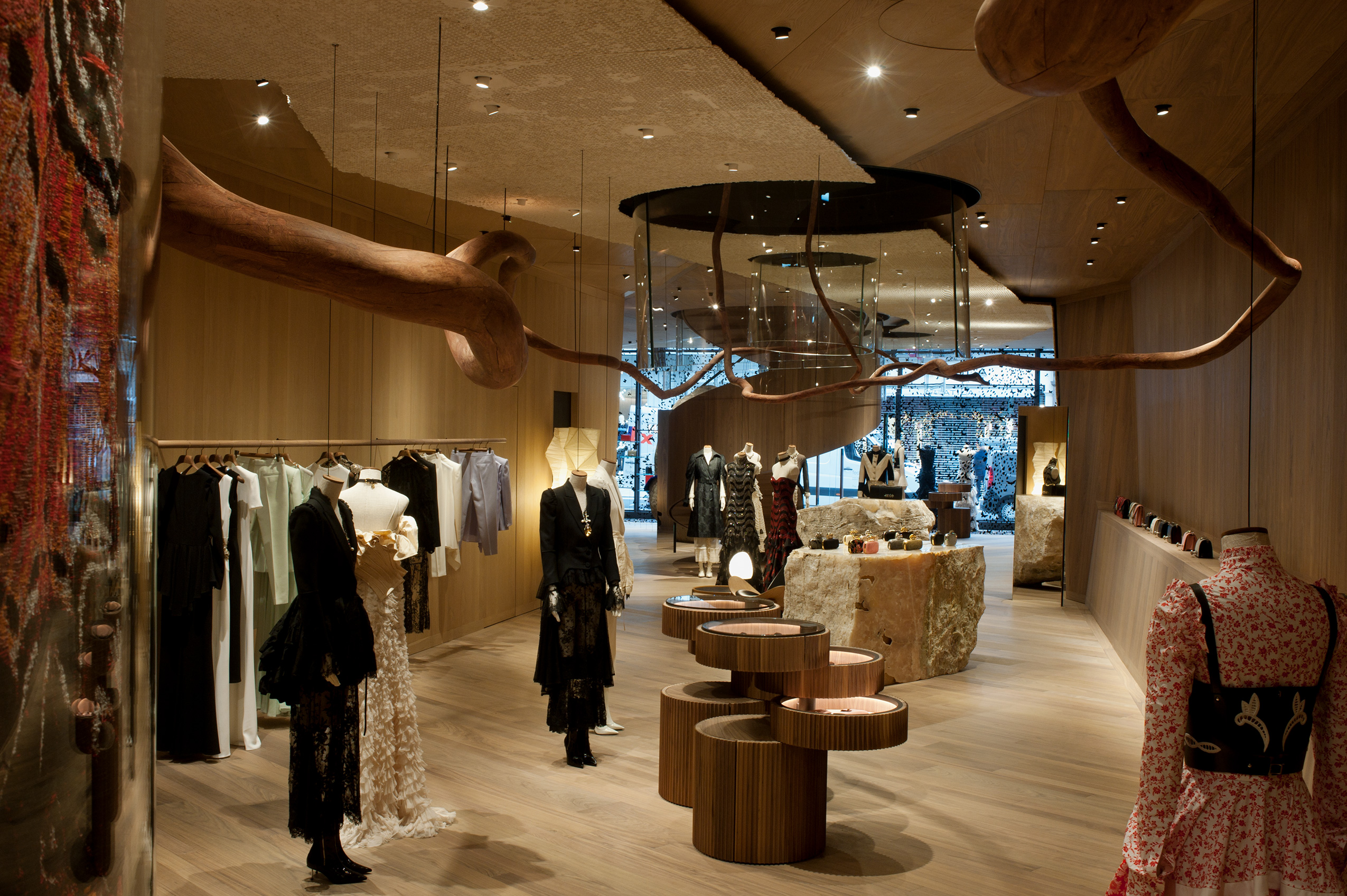 Alexander Mcqueen Old Bond Street London Flagship The