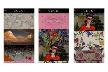 Taps 6 Artist To Promote Gucci Places