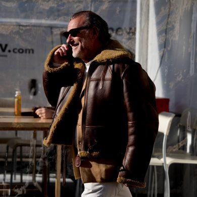 Firenze Pitti Uomo Men's Street Style Fall 2019 Day 3