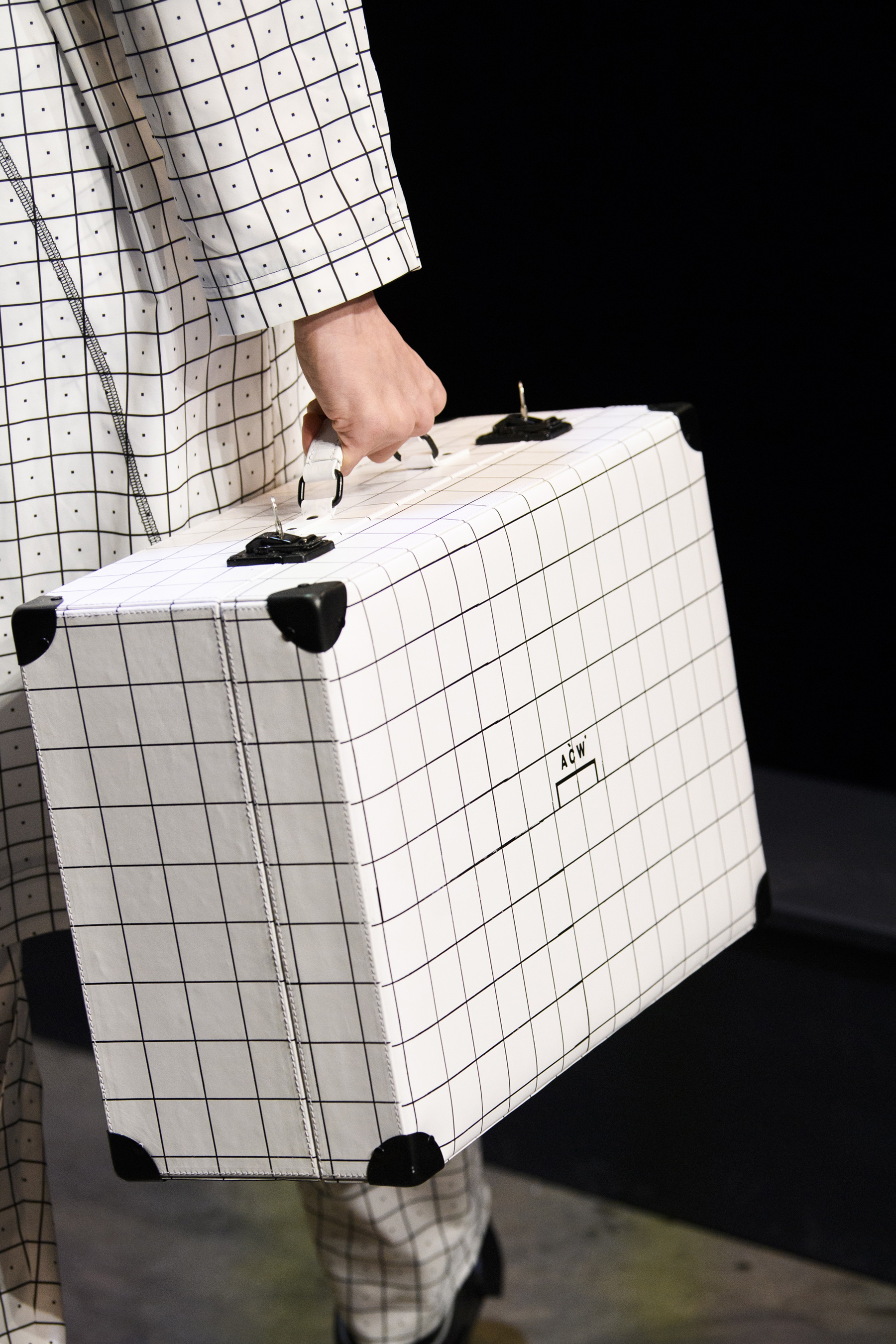 A-cold-wall Fall 2019 Men's Fashion Show details