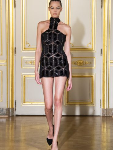 Adeline Ziliox Couture Spring 2019 Fashion Show