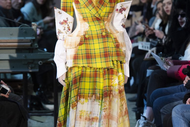 Aganovich Couture Spring 2019 Fashion Show