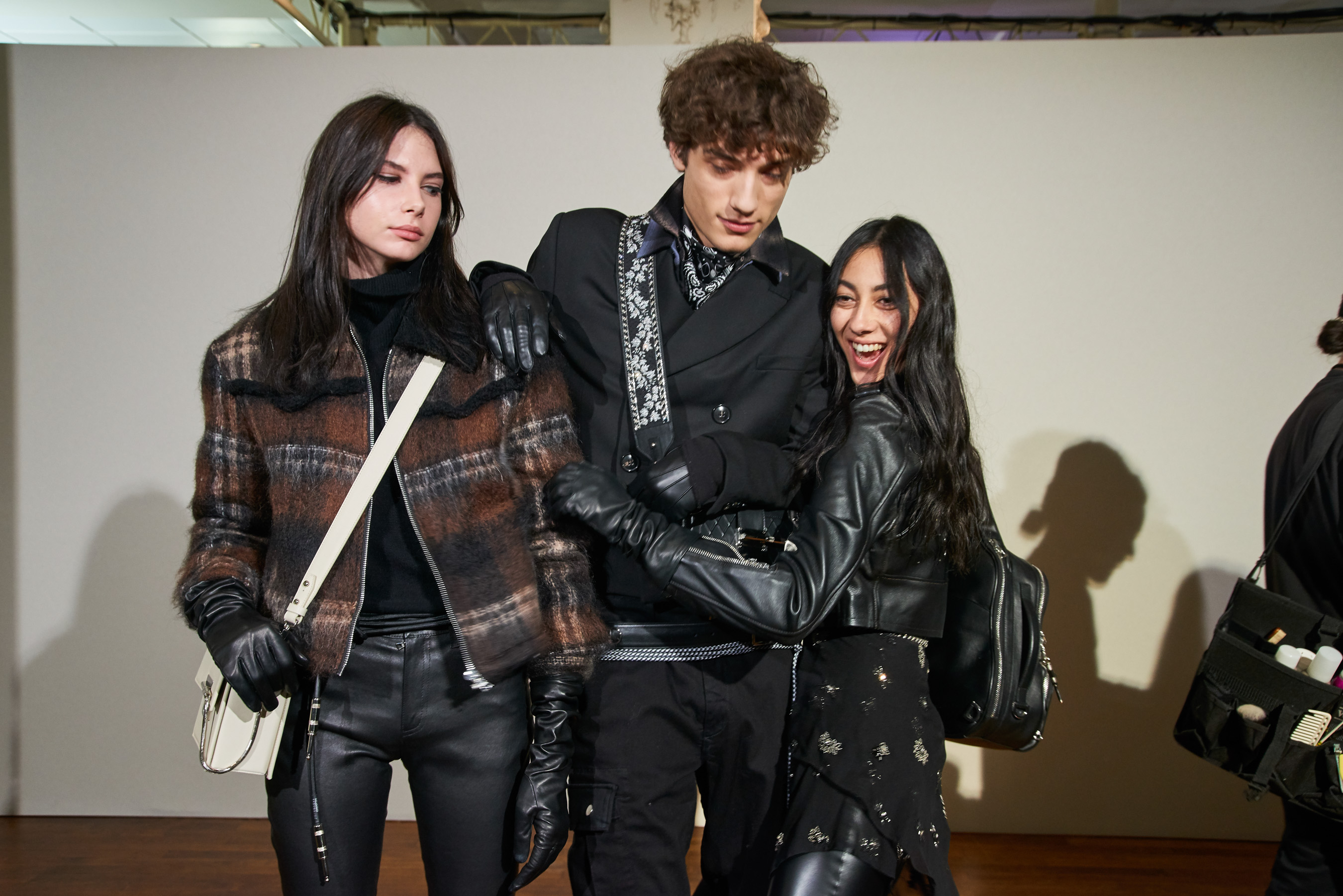 Amiri Fall 2019 Men's Fashion Show Backstage