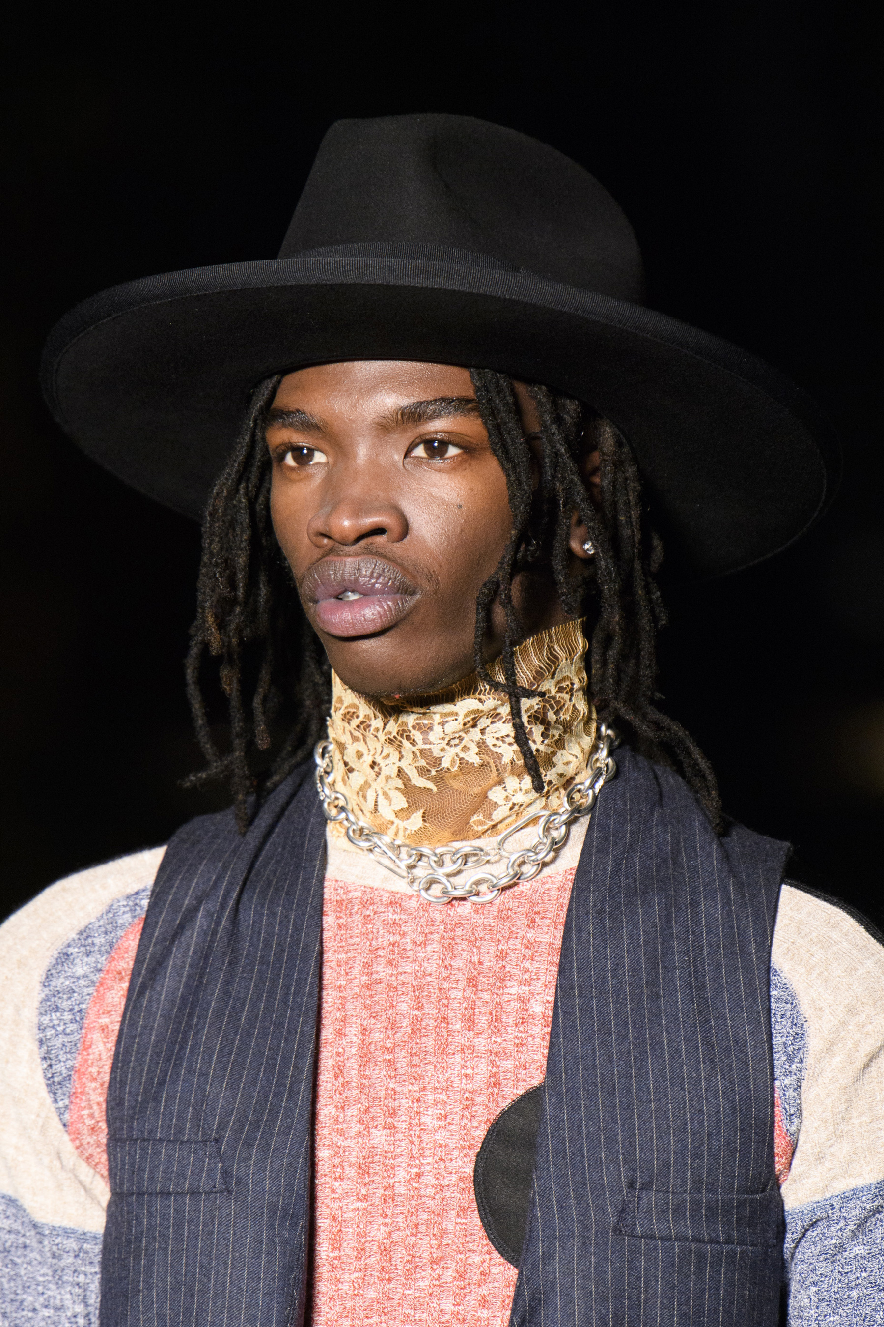 Astrid Andersen Fall 2019 Men's Fashion Show details