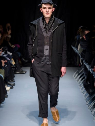 Geoffrey B. Small Fall 2019 Men's Fashion Show