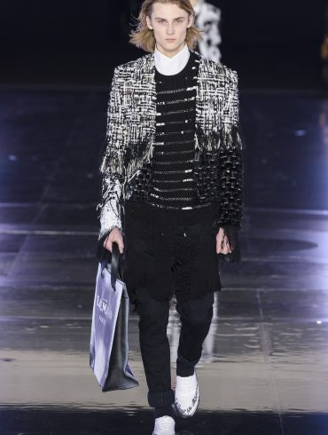 Balmain Homme Fall 2019 Men's Fashion Show