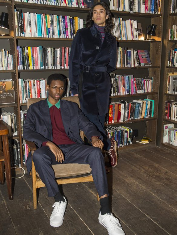 Band Of Outsiders Fall 2019 Men's Fashion Show