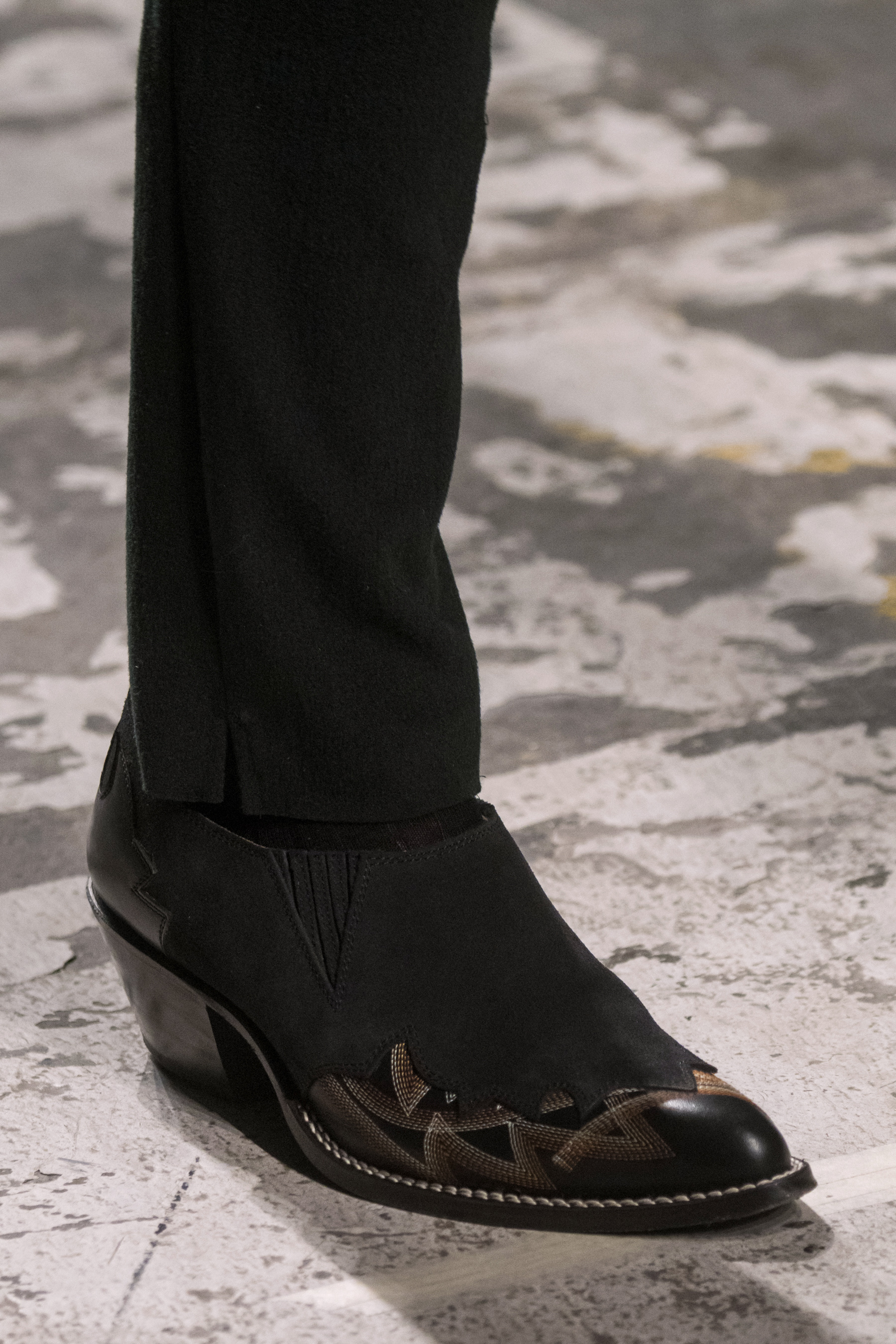 Bed J.w. Ford Fall 2019 Men's Fashion Show Details | The Impression