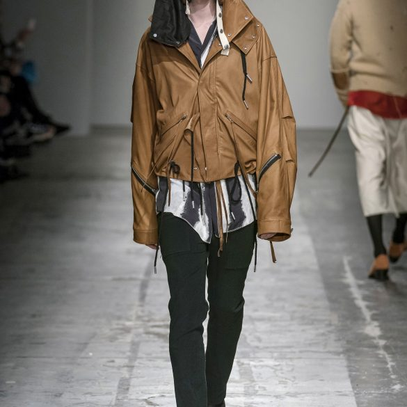 Bed J.w. Ford Fall 2019 Men's Fashion Show