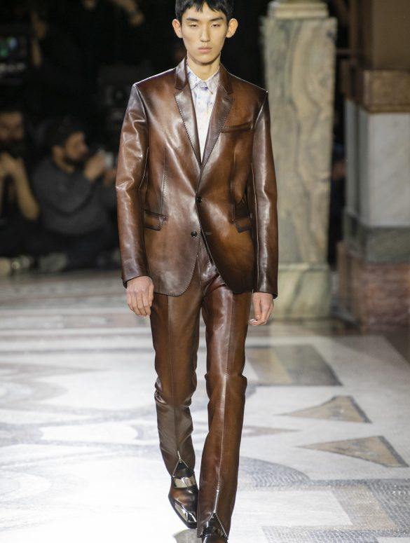Berluti Fall 2019 Men's Fashion Show