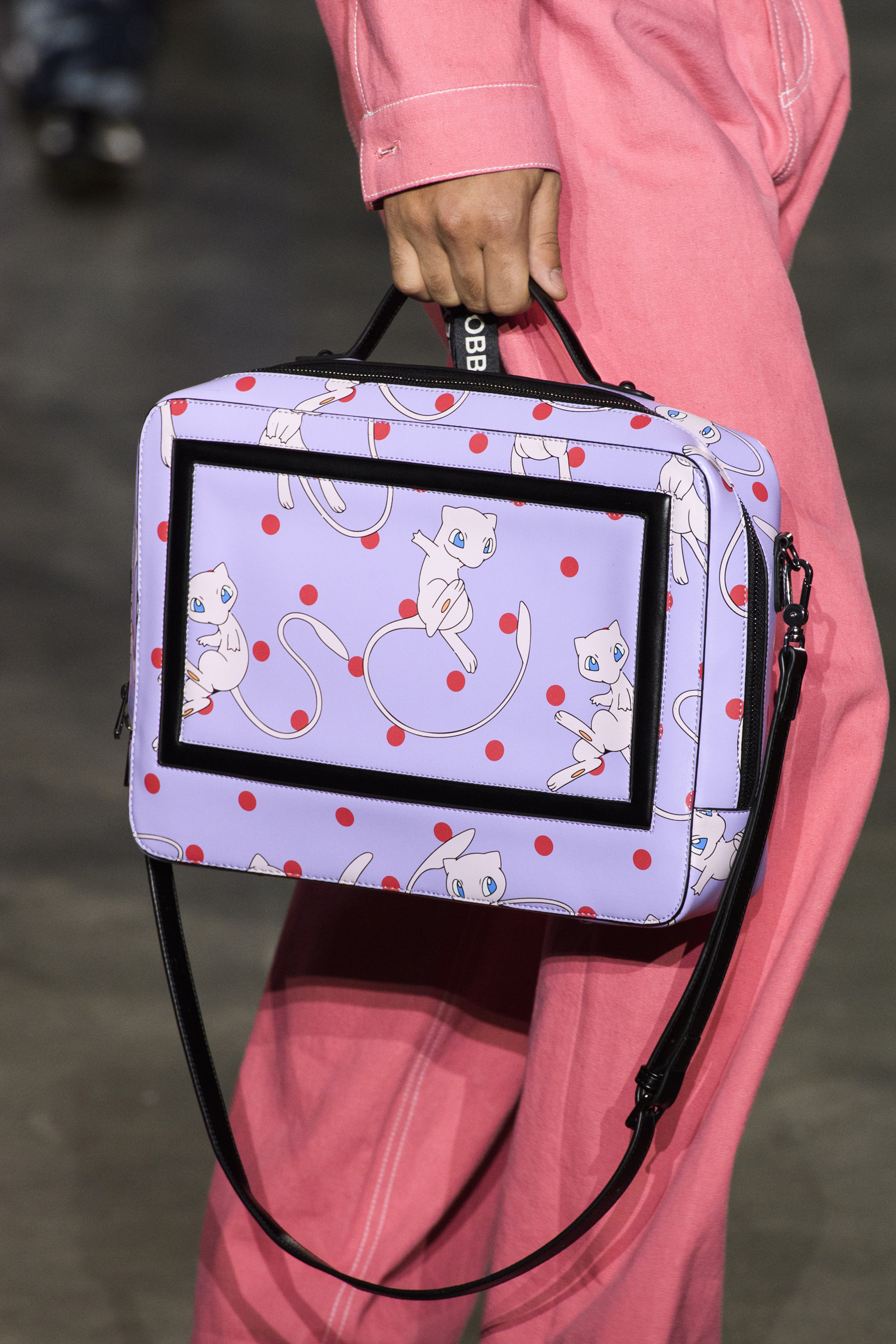 Bobby Abley Men's Fall 2019 Fashion Show Details