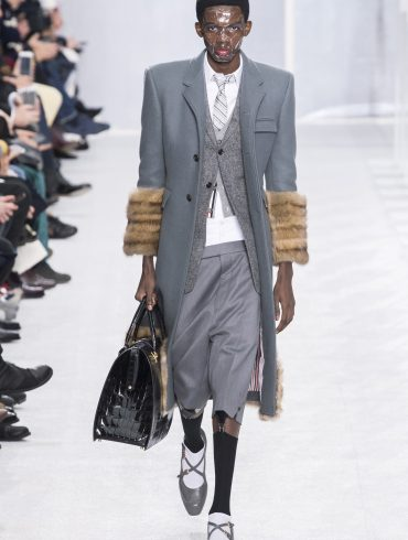 Thom Browne Fall 2019 Men's Fashion Show