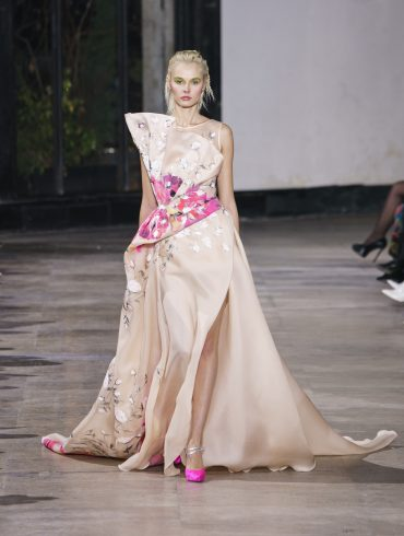 Georges Chakra Couture Spring 2019 Fashion Show