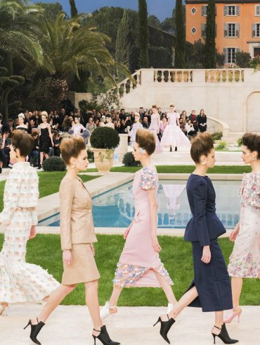 Chanel Couture Spring 2019 Fashion Show Atmosphere