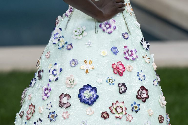 Chanel Couture Spring 2019 Fashion Show Details