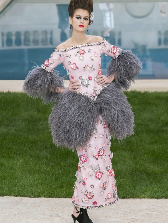 Chanel Couture Spring 2019 Fashion Show