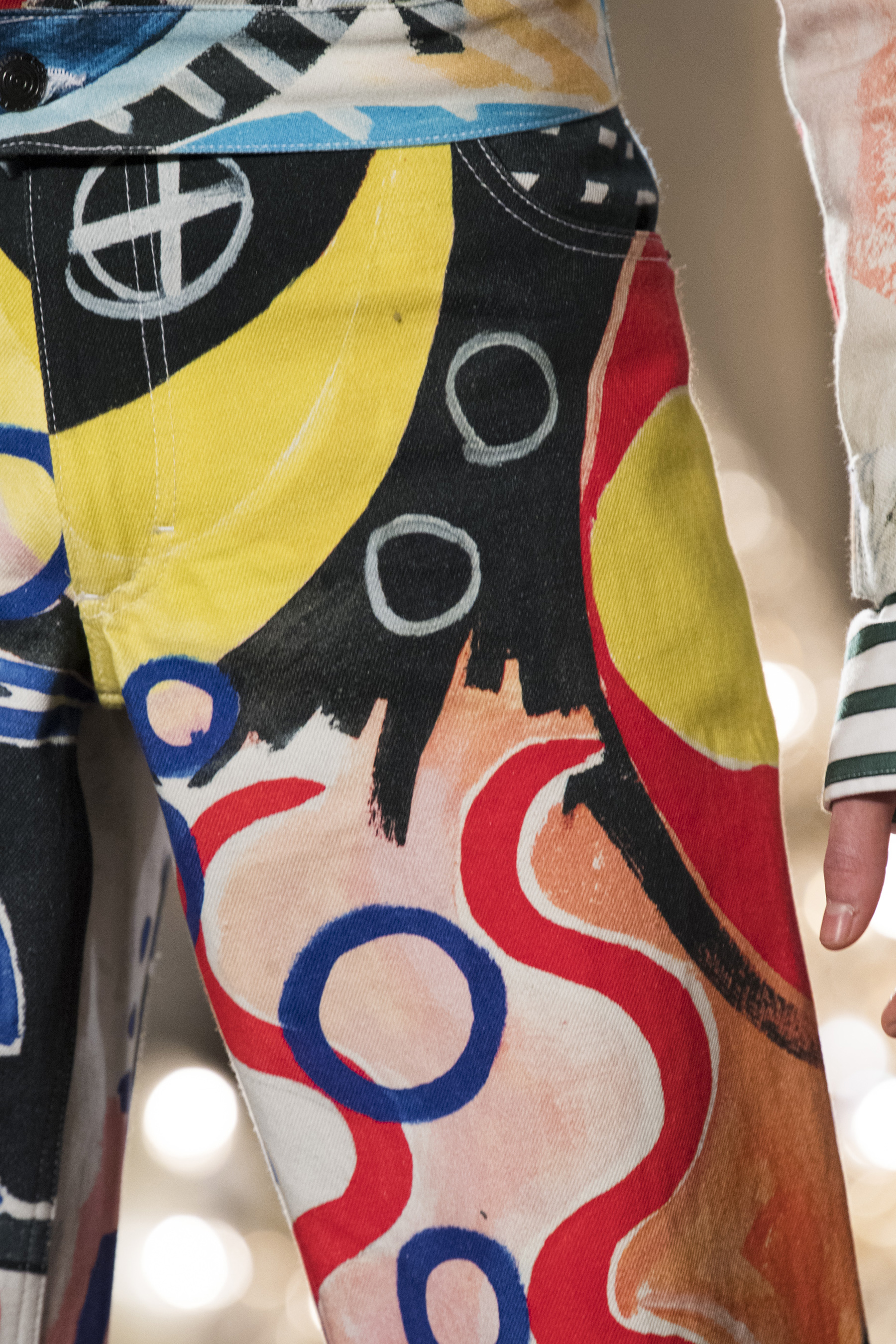 Charles Jeffrey Loverboy Fall 2019 Men's Fashion Show Details