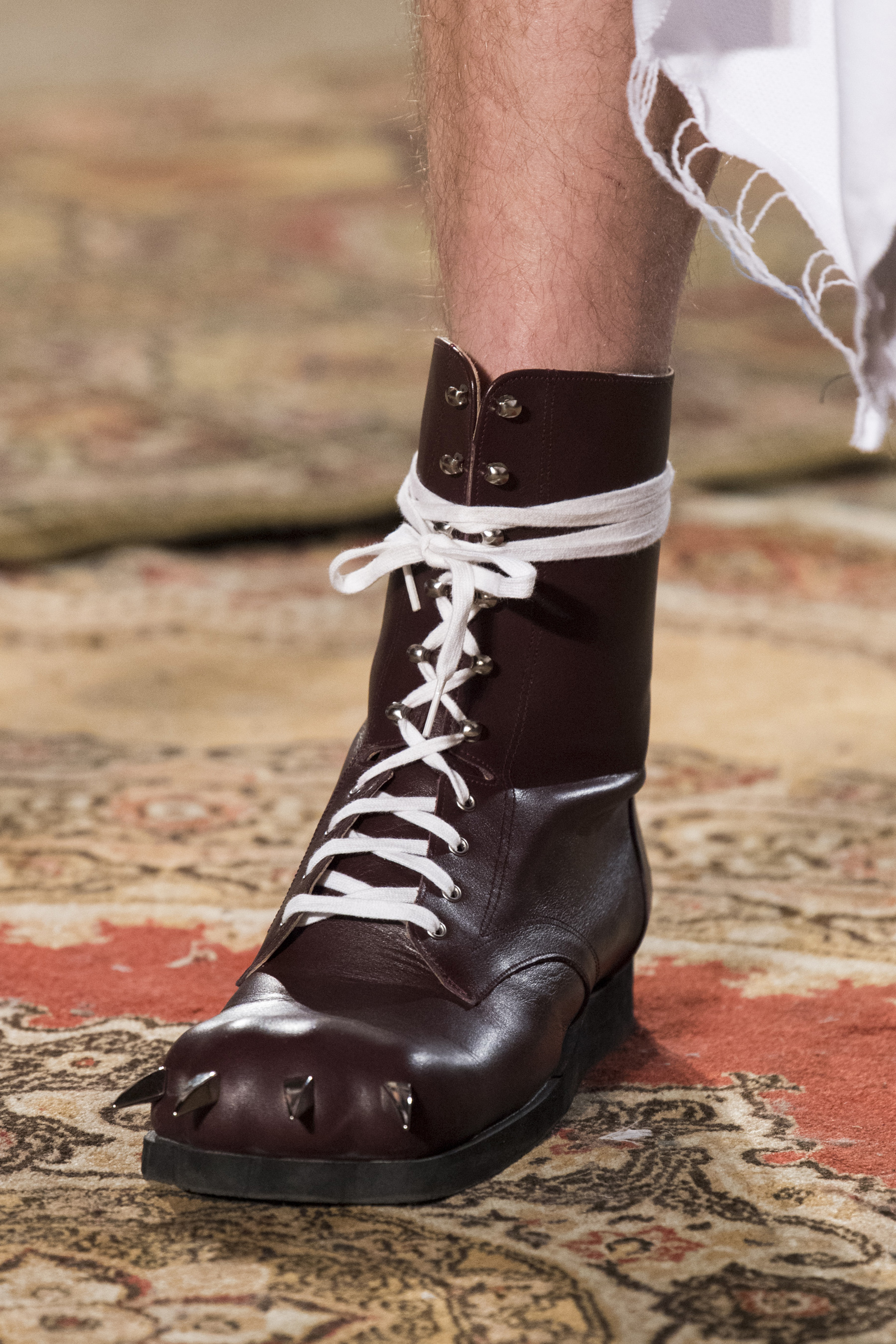 Charles Jeffrey Loverboy Fall 2019 Men's Fashion Show details Details