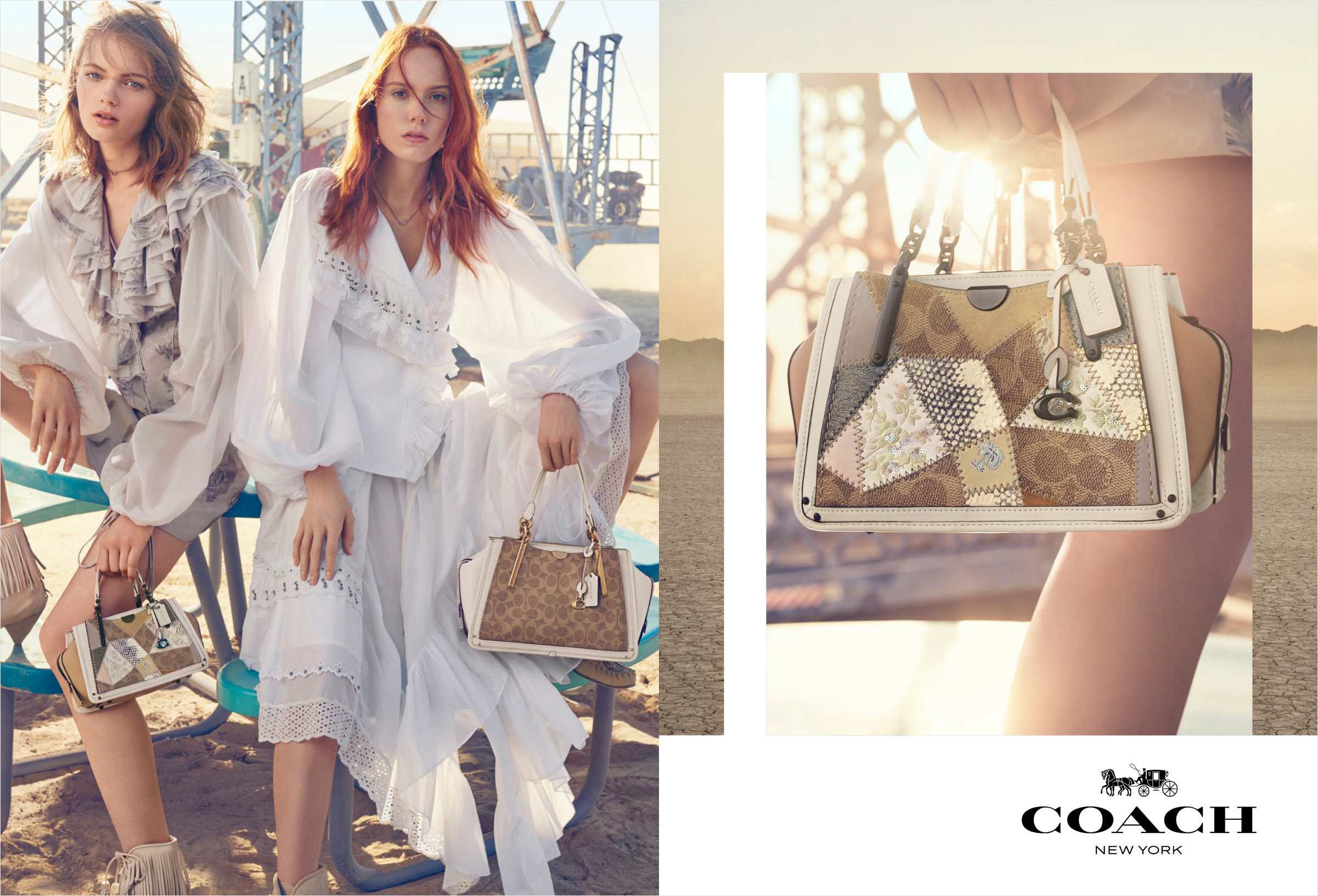 Best Fashion Accessories Ad Campaigns of Spring 2019