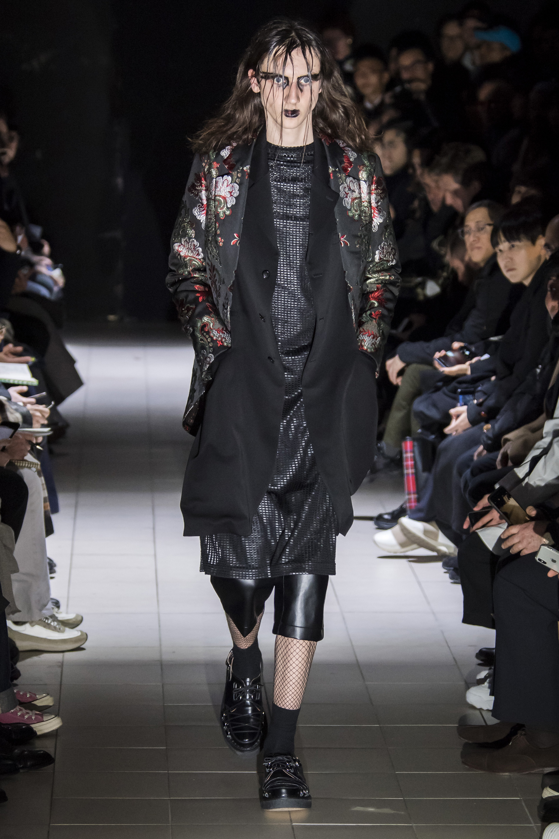 Comme Des Garcons Homme Plus Fall 2019 Men's Fashion Show