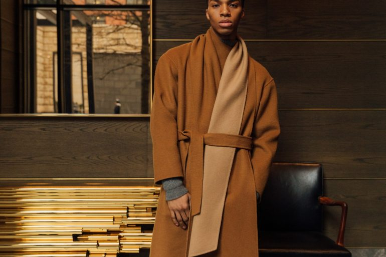 Deveaux Fall 2019 Men's Collection