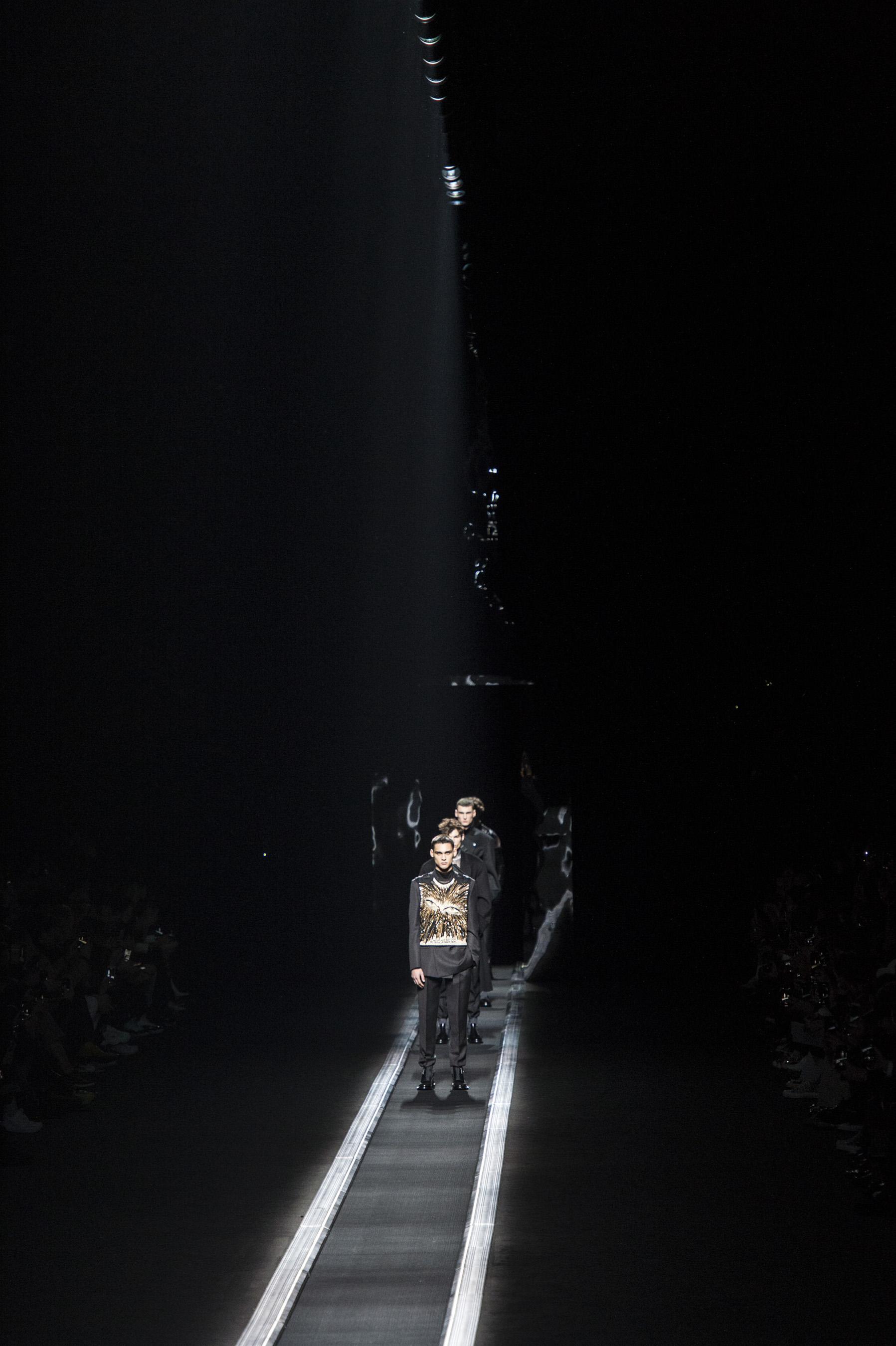 Dior Homme Fall 2019 Men's Fashion Show Atmosphere