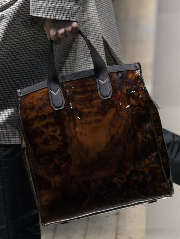 Dunhill Fall 2019 Men's Fashion Show Details