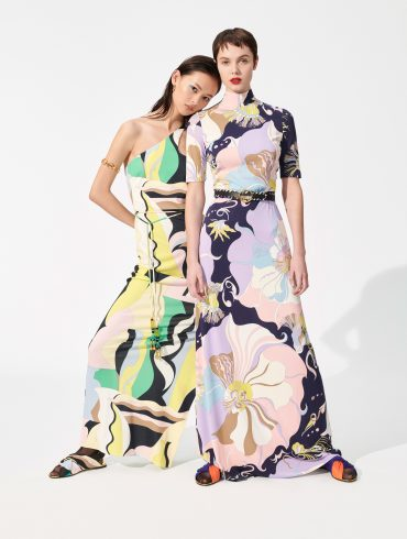 Emilio Pucci Pre-Fall 2019 Collection