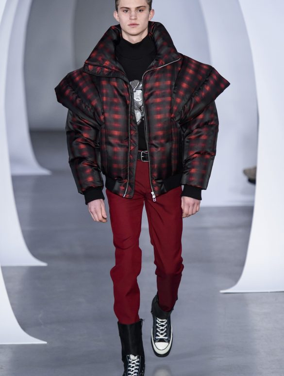 Feng Chen Wang Fall 2019 Men's Fashion Show