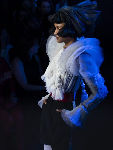Jean Paul Gaultier Couture Spring 2019 Fashion Show Atmosphere