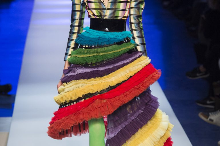 Jean Paul Gaultier Couture Spring 2019 Fashion Show