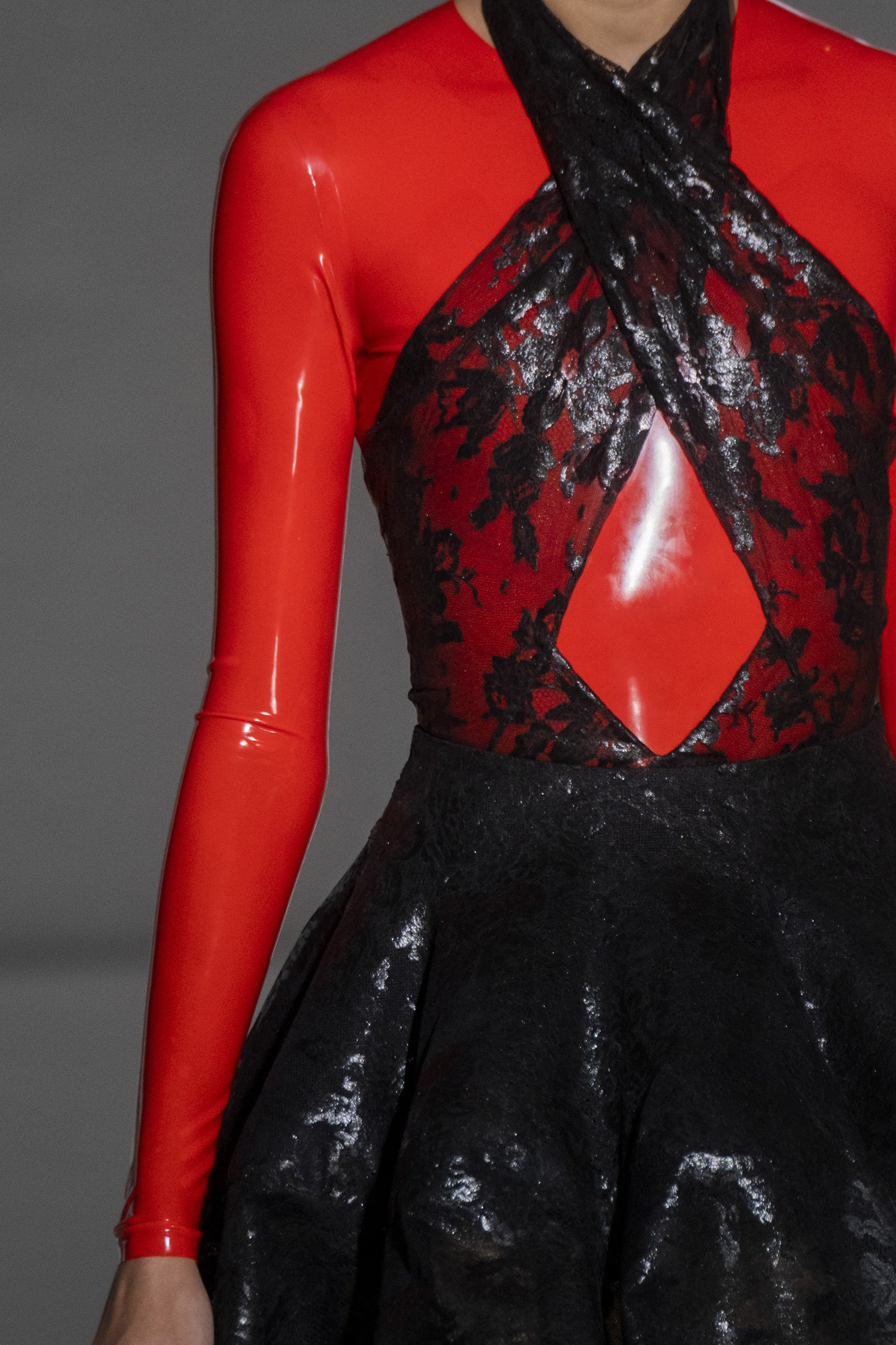 Givenchy Couture Spring 2019 Fashion Show Details The