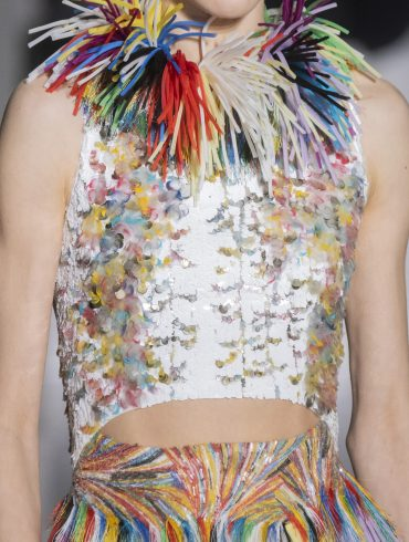 Givenchy Couture Spring 2019 Fashion Show Details