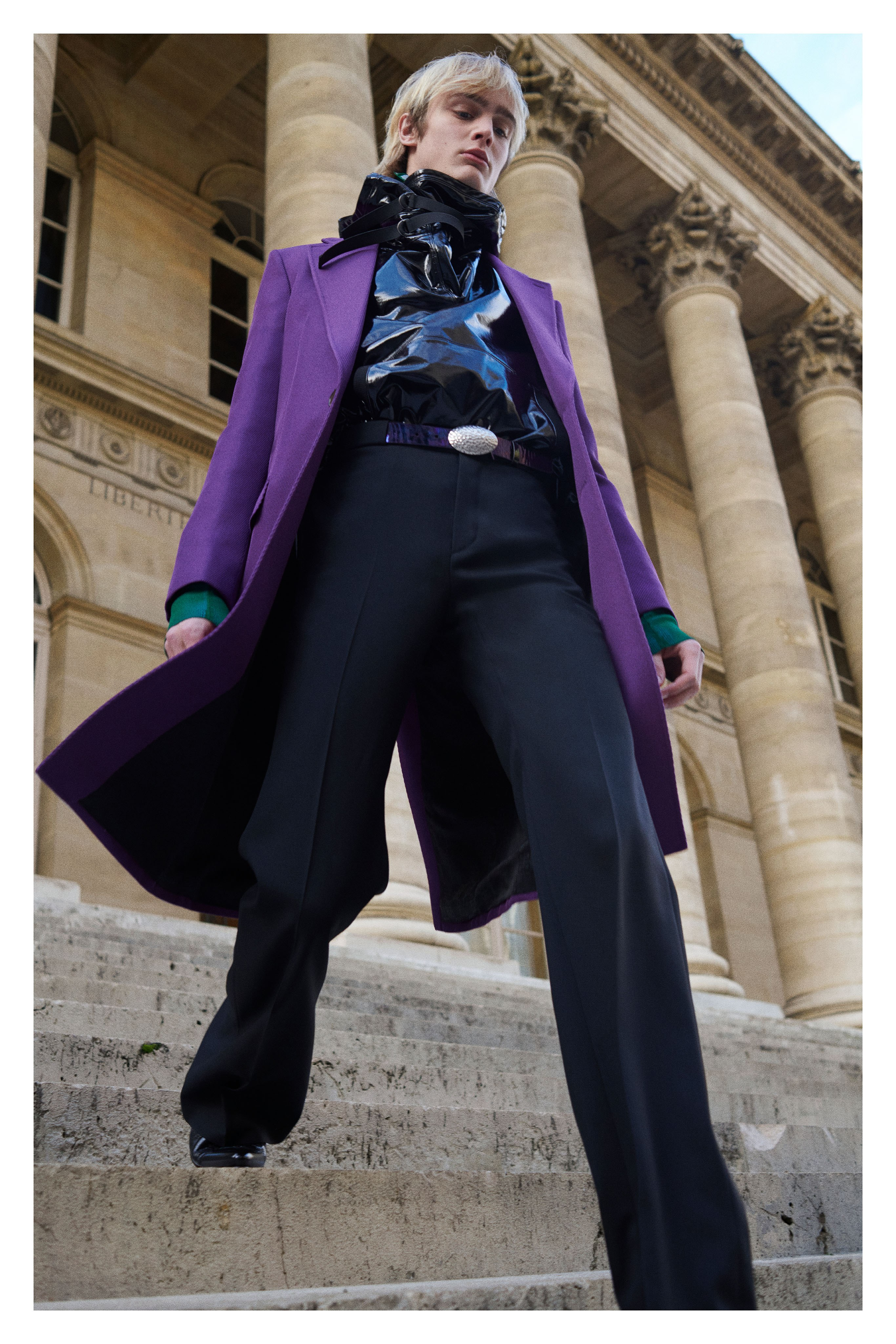 Givenchy Fall 2019 Menswear Collection