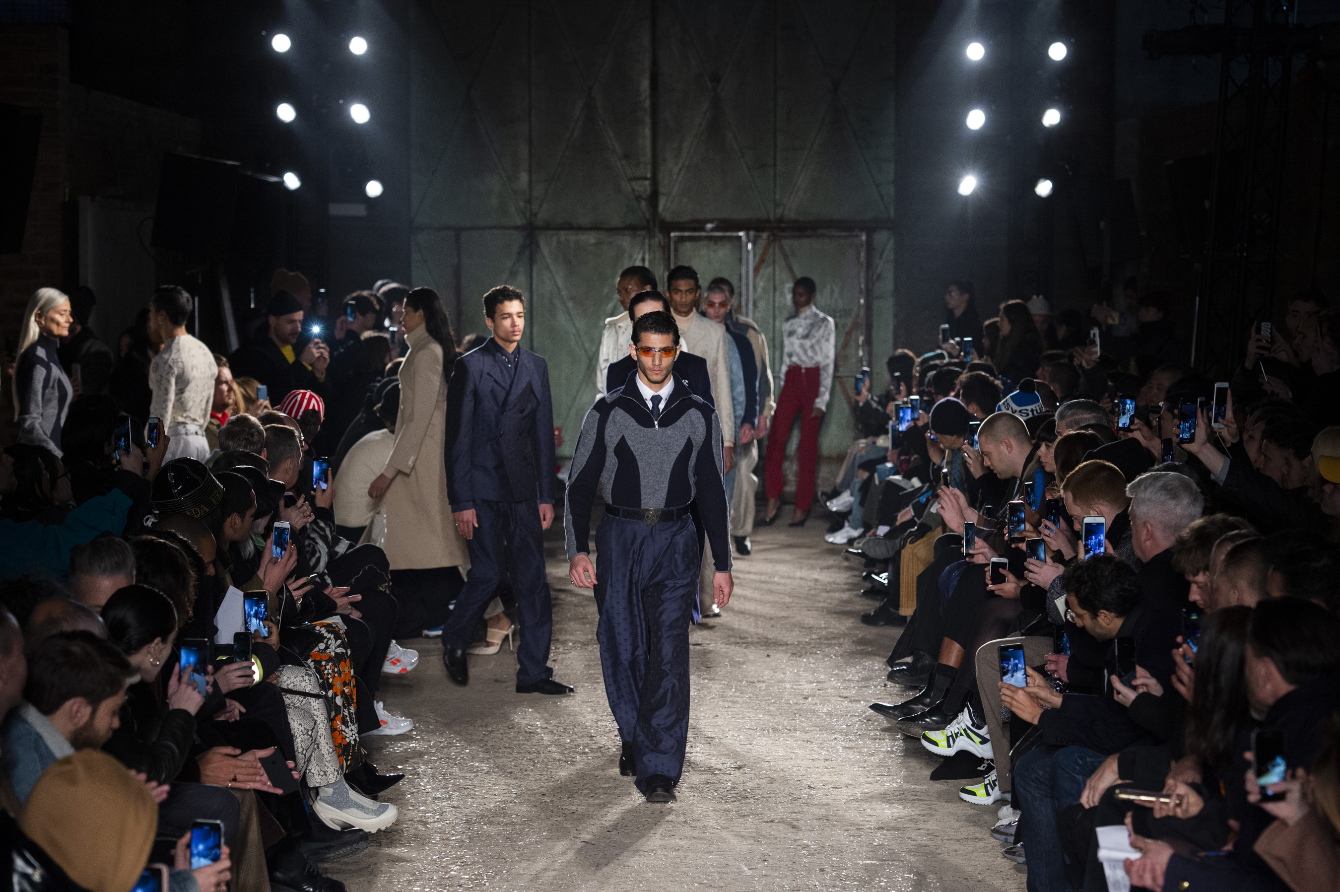 Gmbh Fall 2019 Men's Fashion Show