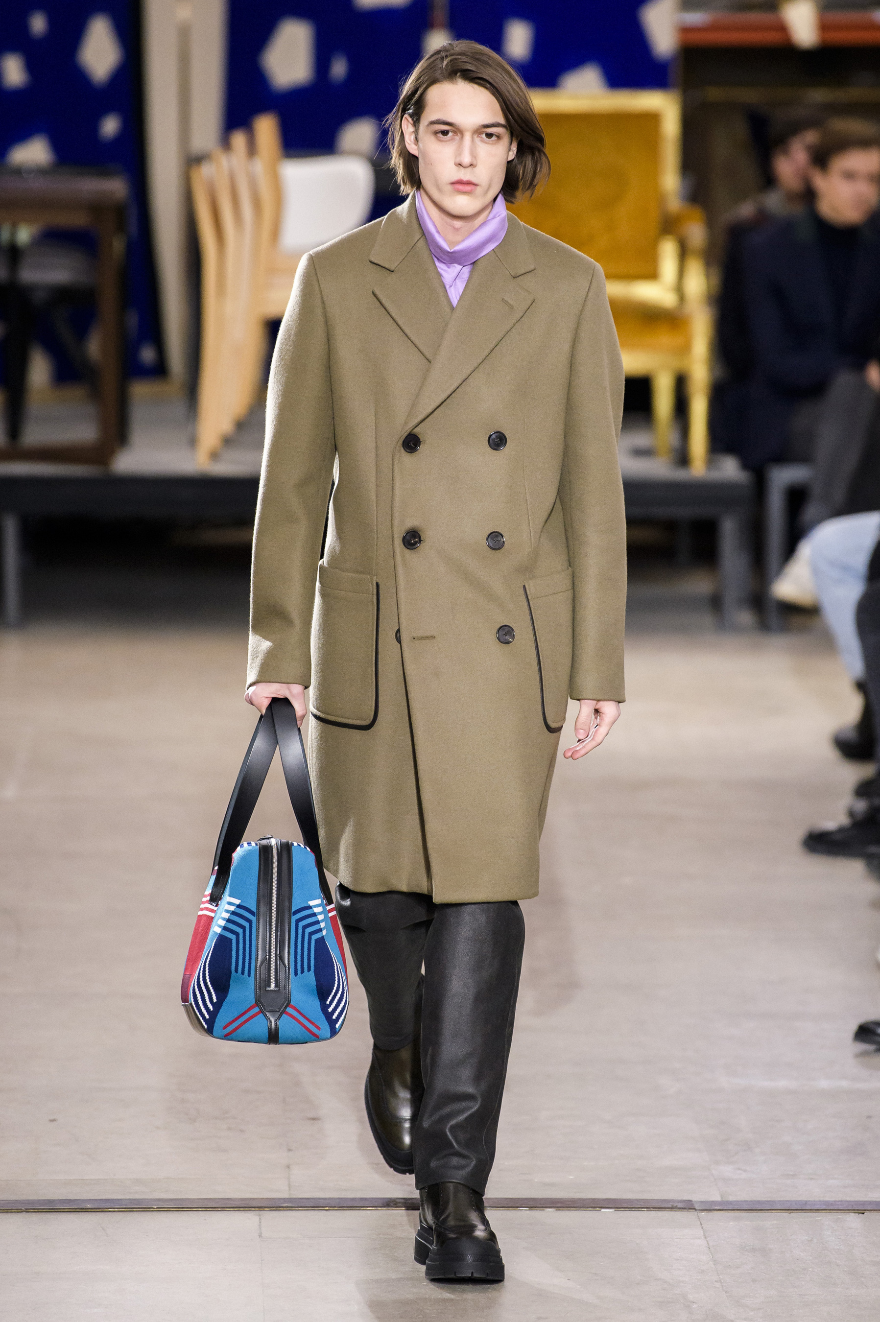 Hermes Fall 2019 Men's Fashion Show