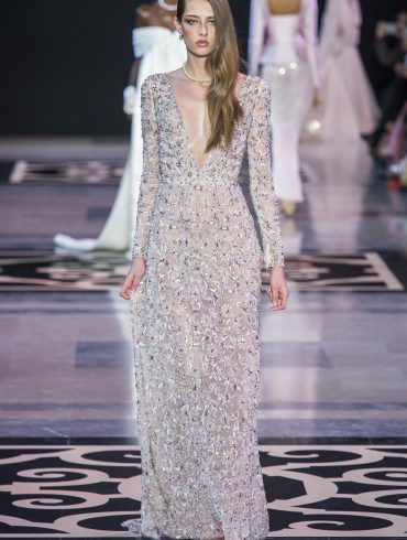 Georges Hobeika Couture Spring 2019 Fashion Show