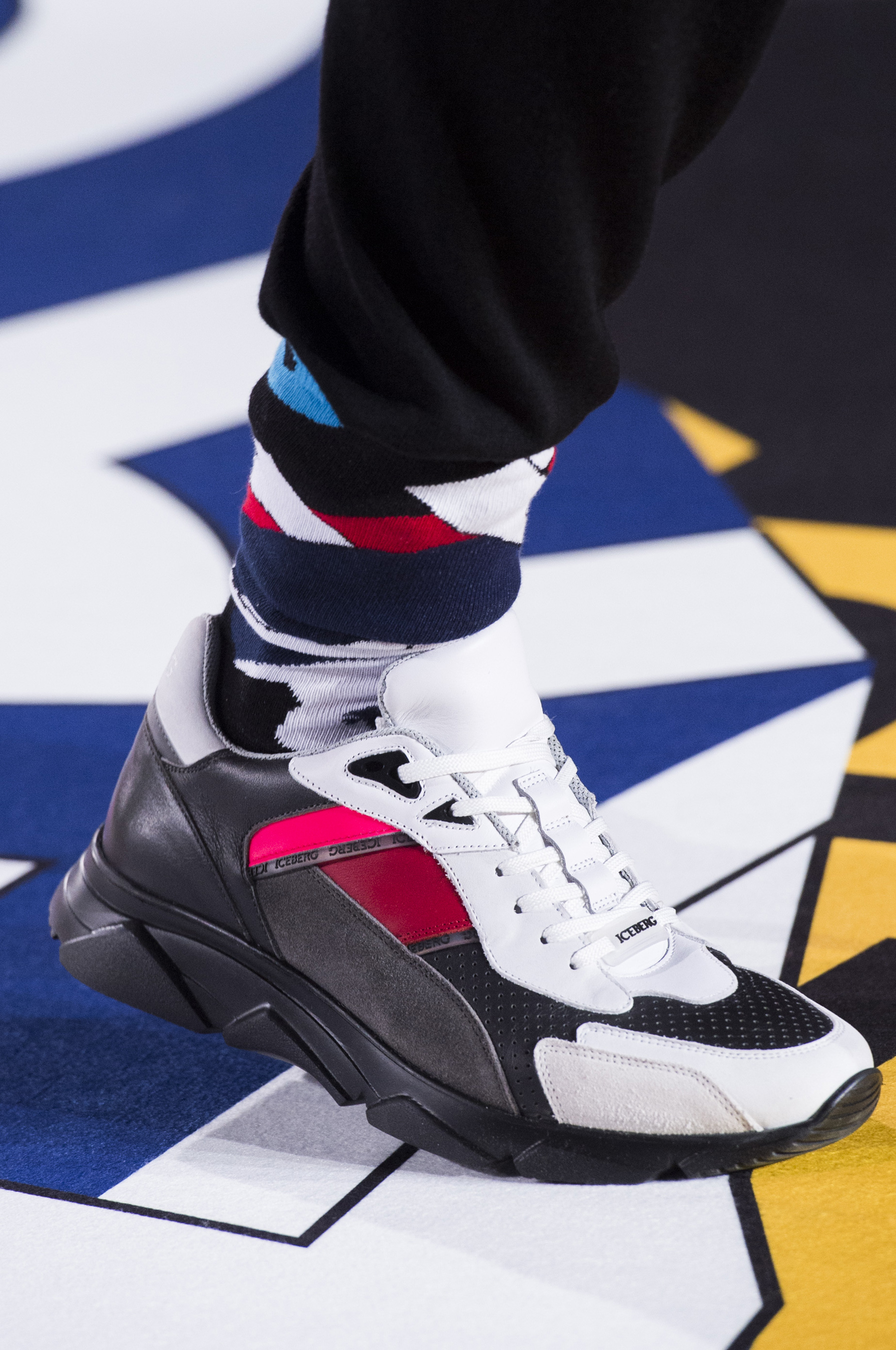 Iceberg Fall 2019 Men's Fashion Show details Details