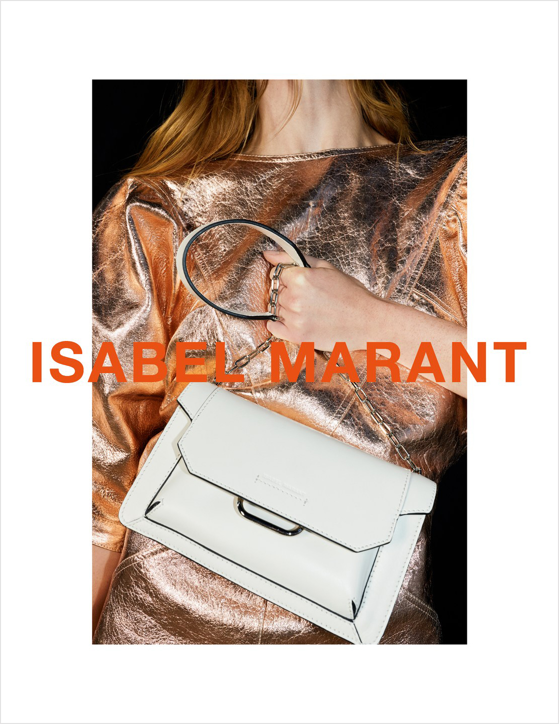 Isabel Marant Spring 2019 Ad Campaign