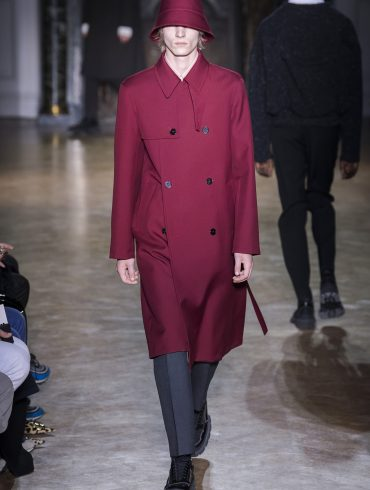 Jil Sander Fall 2019 Men's Fashion Show