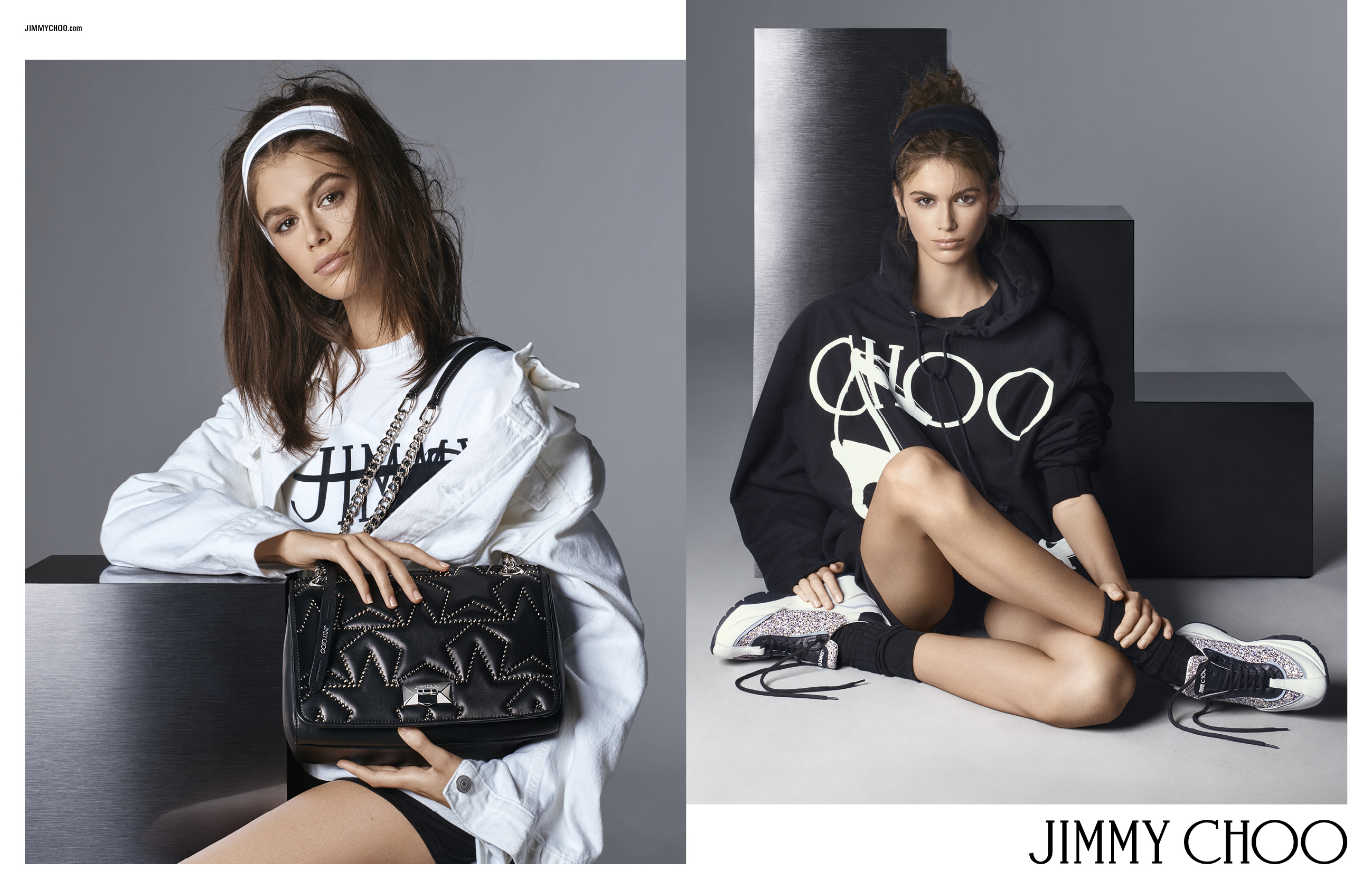 Jimmy Choo Spring 2019 Ad Campaign