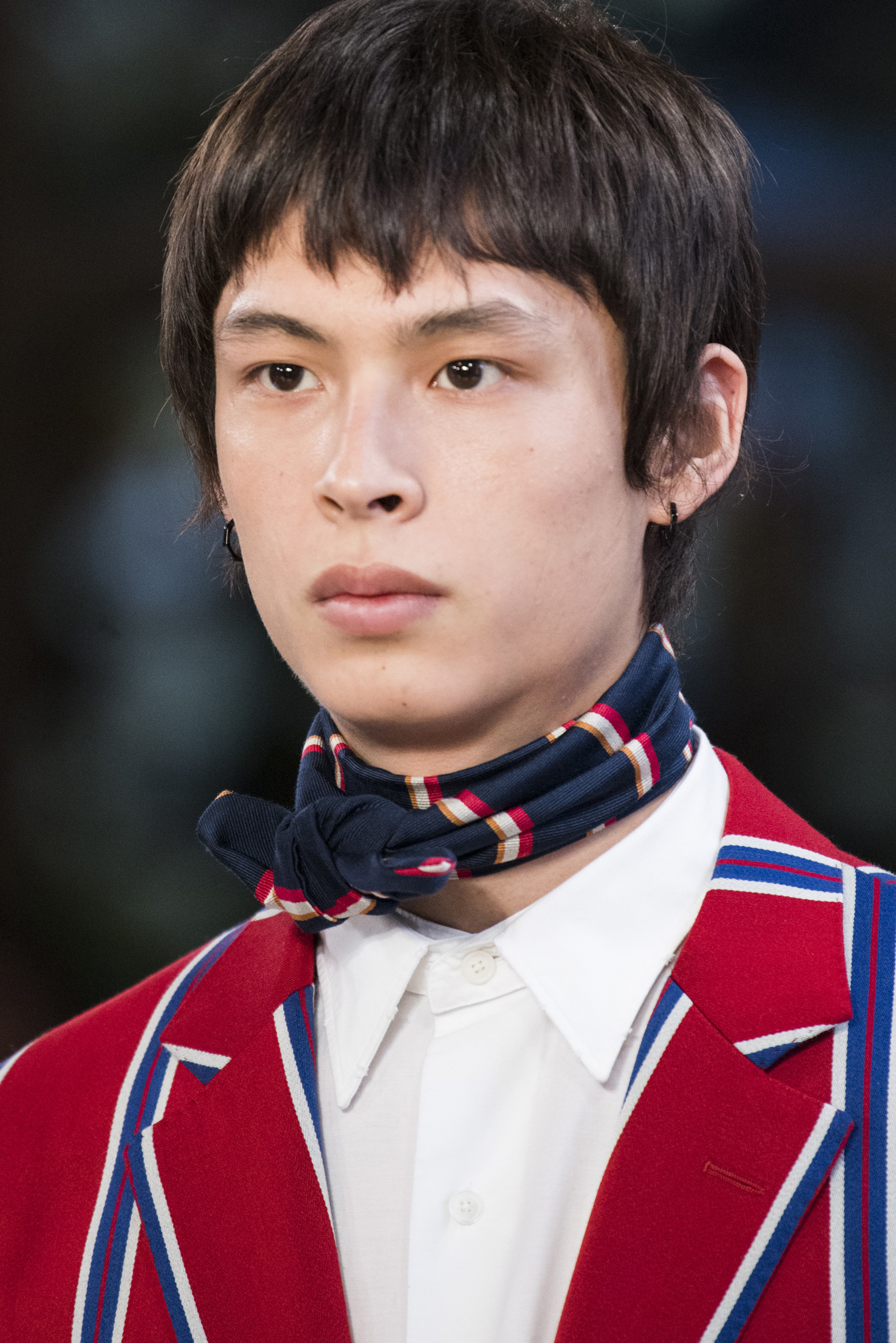 Kent & Curwen Fall 2019 Men's Fashion Show details Details