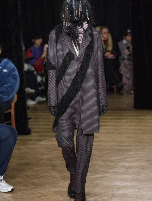 Kiko Kostadinov Fall 2019 Men's Fashion Show