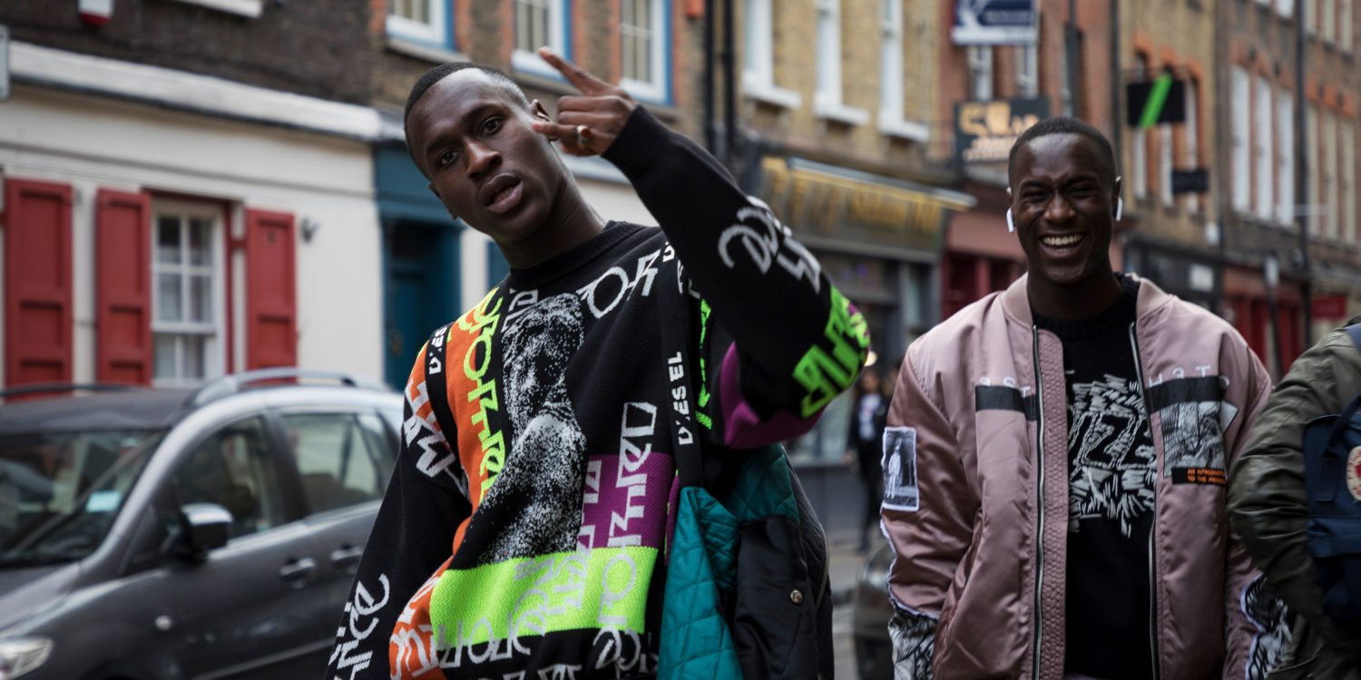 London Men's Street Style Fall 2019 by Poli Alexeeva