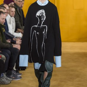 Loewe Fall 2019 Men's Fashion Show