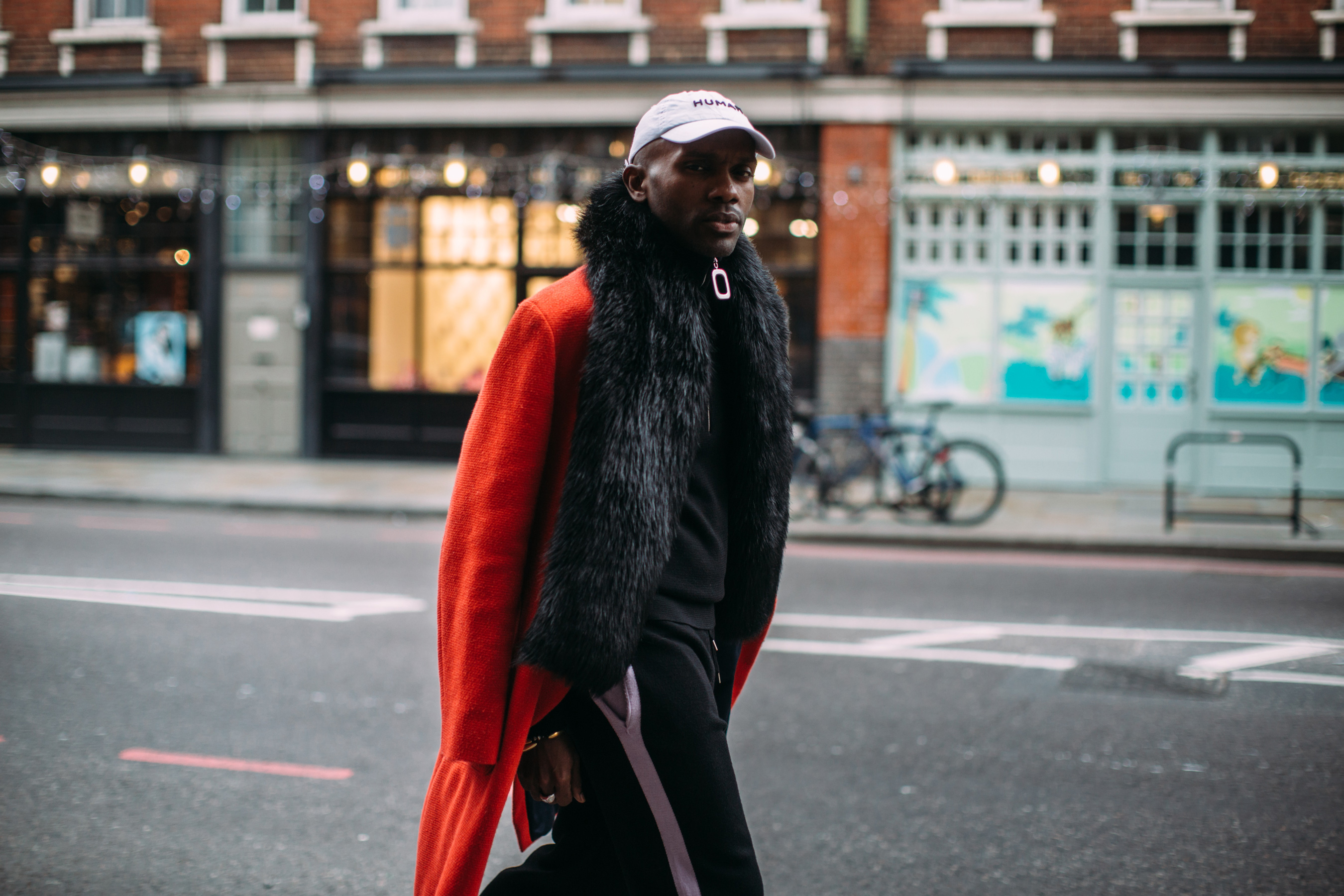 London Fashion Week Men's Street Style Fall 2019 Day 1