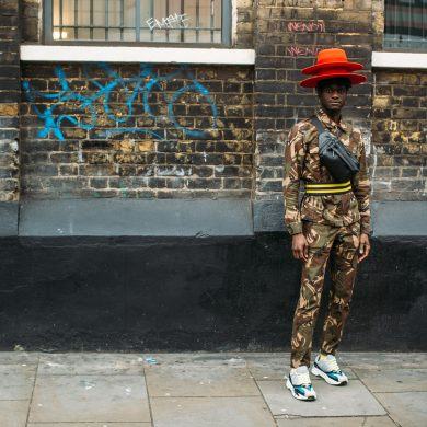London Fashion Week Men's Street Style Fall 2019 Day 2